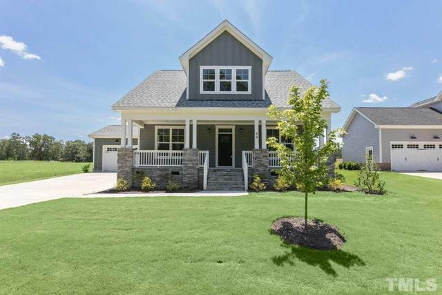 64 Blalock Court, Clayton, NC 27527 (#2270837) :: Dogwood Properties