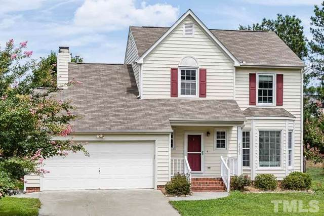 5805 Walnut Cove Drive, Durham, NC 27713 (#2271174) :: Dogwood Properties
