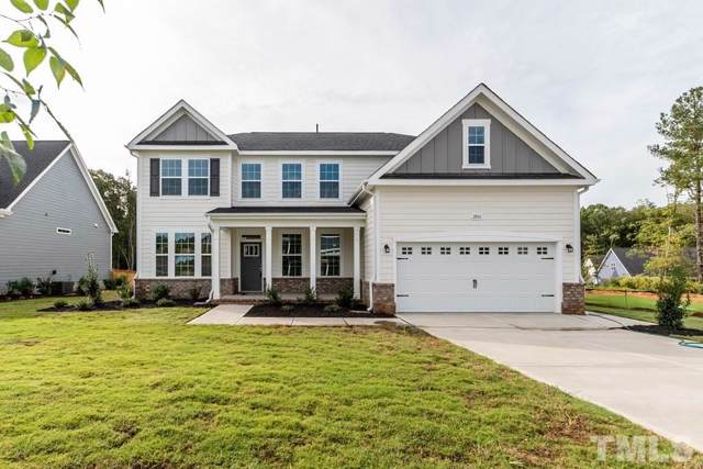 2816 Mills Lake Wynd, Holly Springs, NC 27540 (#2272094) :: The Jim Allen Group