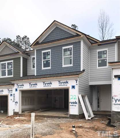 954 Haybeck Lane #22, Apex, NC 27523 (#2272443) :: Classic Carolina Realty