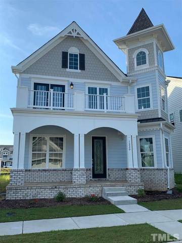 1220 Lowland Street #37, Apex, NC 27523 (#2272459) :: RE/MAX Real Estate Service