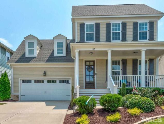 109 Mearleaf Place, Holly Springs, NC 27540 (#2272890) :: Marti Hampton Team - Re/Max One Realty