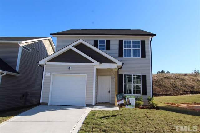 91 Pumpkin Hill Ridge, Clayton, NC 27520 (MLS #2273741) :: The Oceanaire Realty