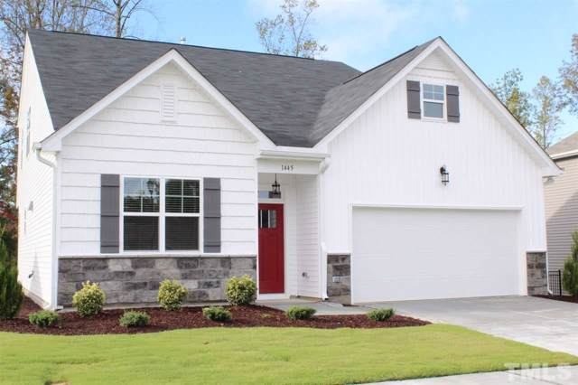 1445 Haltwhistle Street, Wake Forest, NC 27587 (#2274135) :: Raleigh Cary Realty