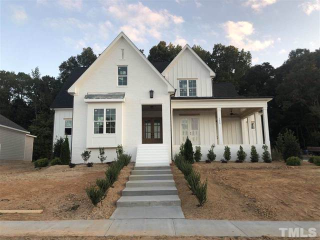 1425 Margrave Drive, Wake Forest, NC 27587 (#2277471) :: Raleigh Cary Realty