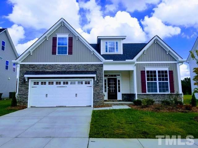1209 Valley Dale Drive, Fuquay Varina, NC 27526 (#2277617) :: Dogwood Properties