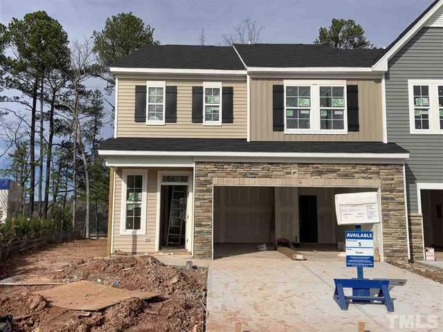 5220 Jessip Street #5, Morrisville, NC 27560 (#2278288) :: Classic Carolina Realty