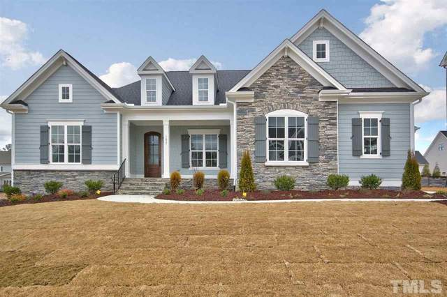 1827 Old Evergreen Drive, Apex, NC 27502 (#2278694) :: Marti Hampton Team brokered by eXp Realty
