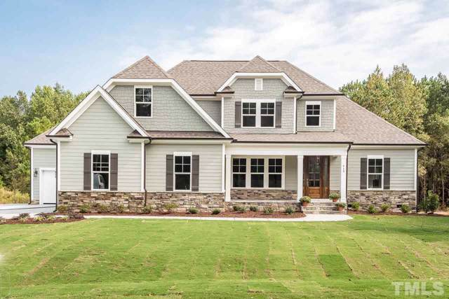 713 Milton Bluff Lane, Holly Springs, NC 27540 (#2280461) :: Raleigh Cary Realty