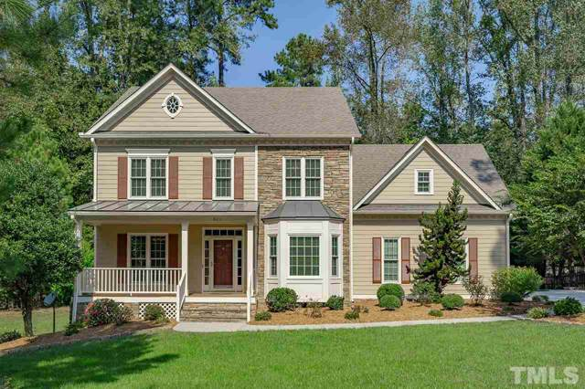 301 Wescott Ridge Drive, Holly Springs, NC 27540 (#2281339) :: Raleigh Cary Realty