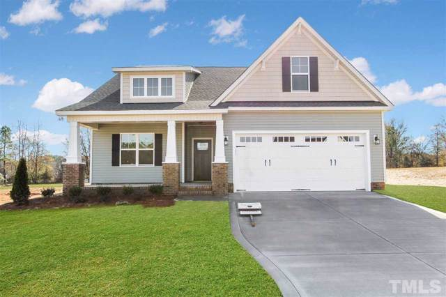 174 Heart Pine Drive, Wendell, NC 27591 (#2281645) :: The Jim Allen Group
