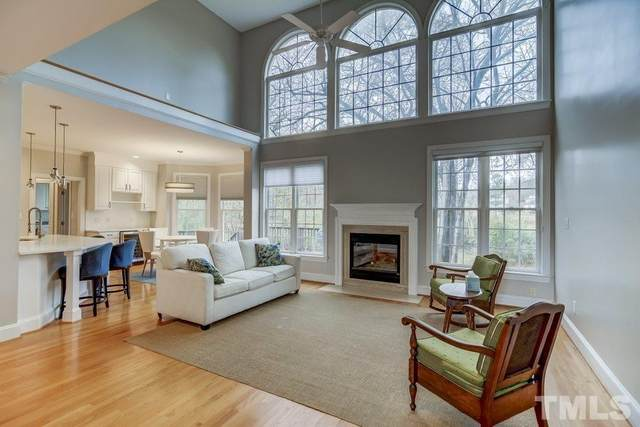 2505 Forest Lake Court, Wake Forest, NC 27587 (#2281679) :: Rachel Kendall Team