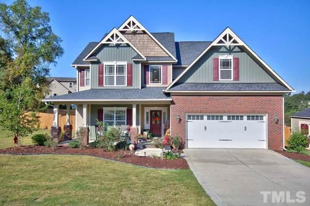 17 Vista Ridge Drive, Willow Spring(s), NC 27592 (#2282107) :: Dogwood Properties