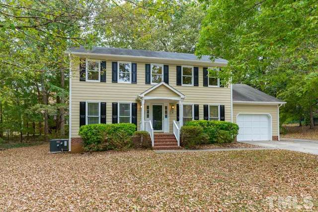 5 Brown Bark Court, Durham, NC 27712 (#2282605) :: Marti Hampton Team - Re/Max One Realty
