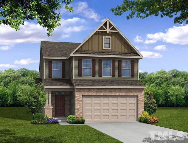 105 Highview Drive, Benson, NC 27504 (MLS #2284465) :: The Oceanaire Realty