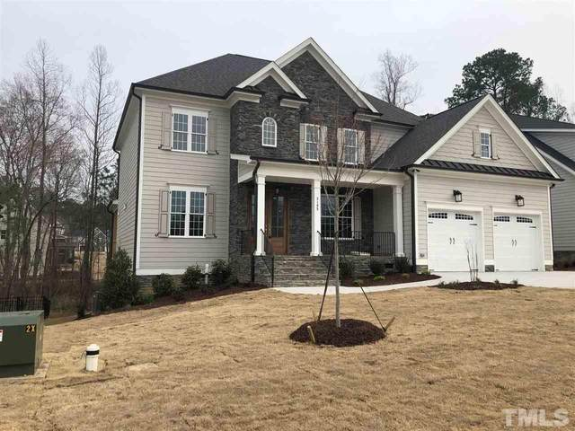 2105 Amalfi Place #222, Apex, NC 27502 (#2285612) :: Marti Hampton Team brokered by eXp Realty