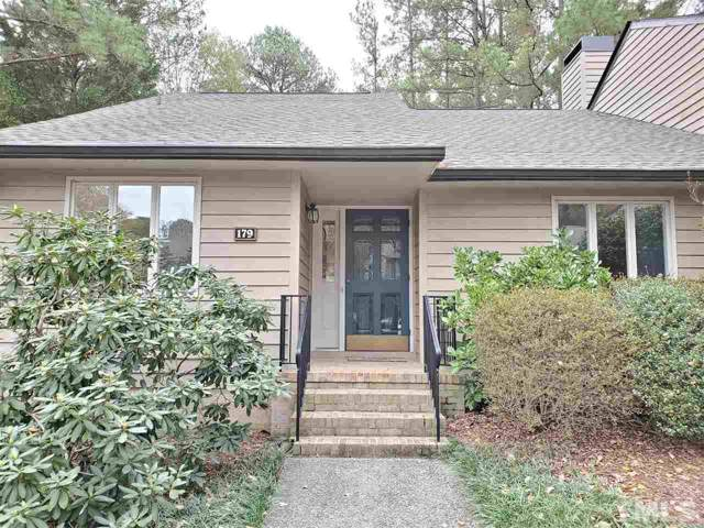 179 Montrose Drive, Durham, NC 27707 (#2285622) :: Dogwood Properties