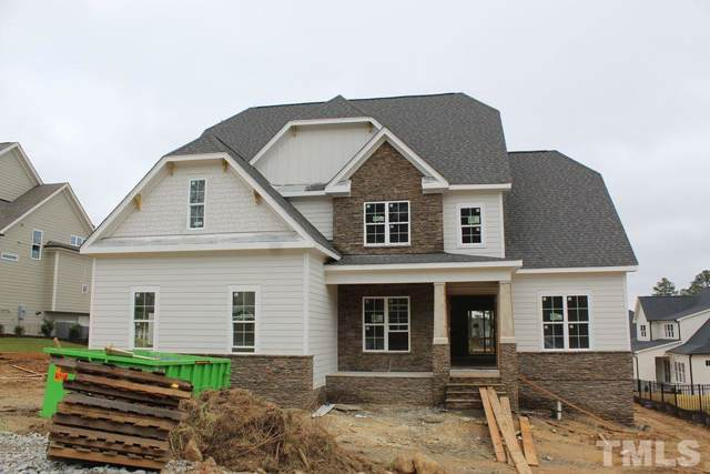 1504 Margrave Drive, Wake Forest, NC 27587 (#2285830) :: The Jim Allen Group
