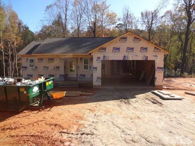 110 Woodbine Drive, Louisburg, NC 27549 (#2286255) :: The Jim Allen Group