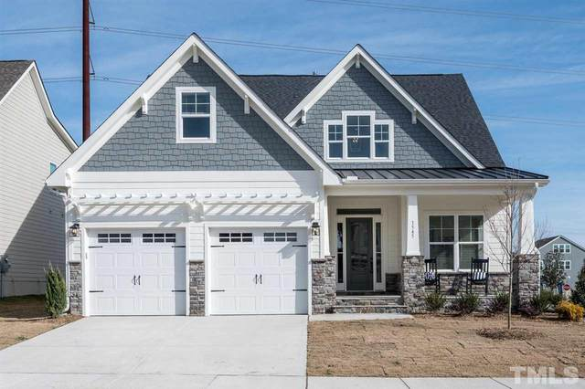 1545 Armscroft Lane, Apex, NC 27502 (#2286631) :: Raleigh Cary Realty