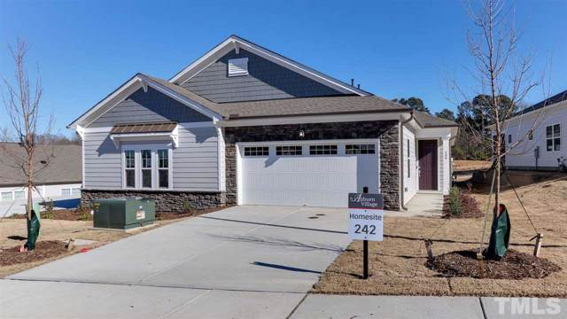 186 Magenta Rose Drive #242, Raleigh, NC 27610 (#2286695) :: Dogwood Properties