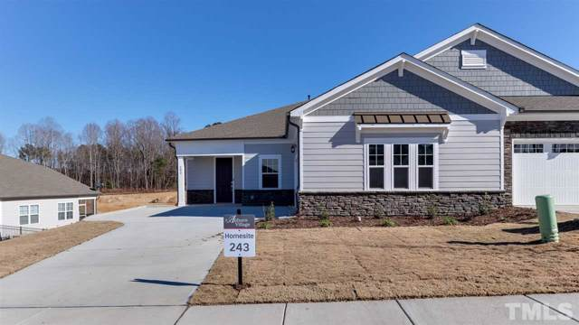192 Magenta Rose Drive #243, Raleigh, NC 27610 (#2286699) :: The Adamson Team
