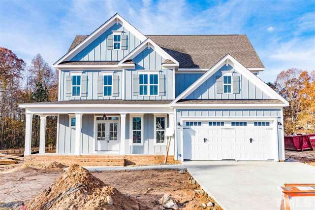 5336 Mabe Drive, Holly Springs, NC 27540 (#2288114) :: Marti Hampton Team - Re/Max One Realty