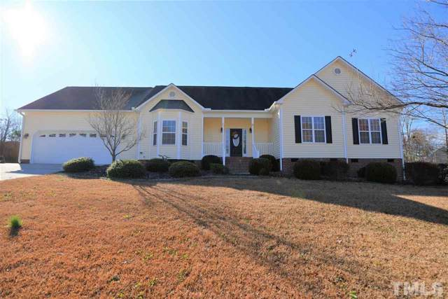 48 Kendall Drive, Clayton, NC 27520 (#2289376) :: RE/MAX Real Estate Service