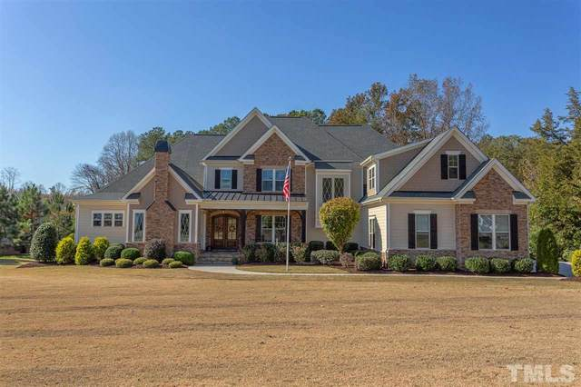 70 Rolling Woods Court, Pittsboro, NC 27312 (#2291298) :: M&J Realty Group