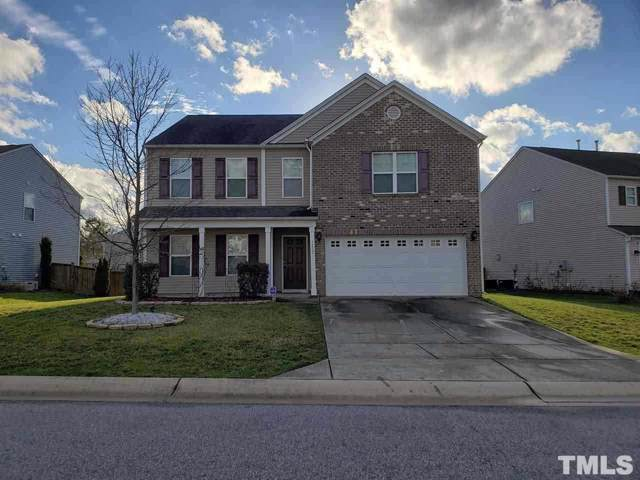 1207 Sunday Silence Drive, Knightdale, NC 27545 (#2292527) :: The Perry Group