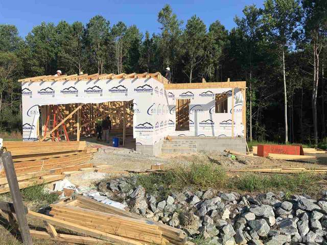 129 Wyatt Drive, Selma, NC 27576 (#2292694) :: The Rodney Carroll Team with Hometowne Realty