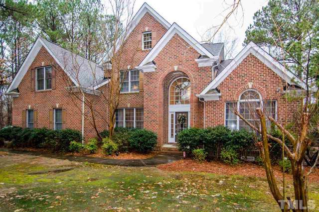 105 Weingarten Place, Cary, NC 27519 (#2292860) :: Raleigh Cary Realty