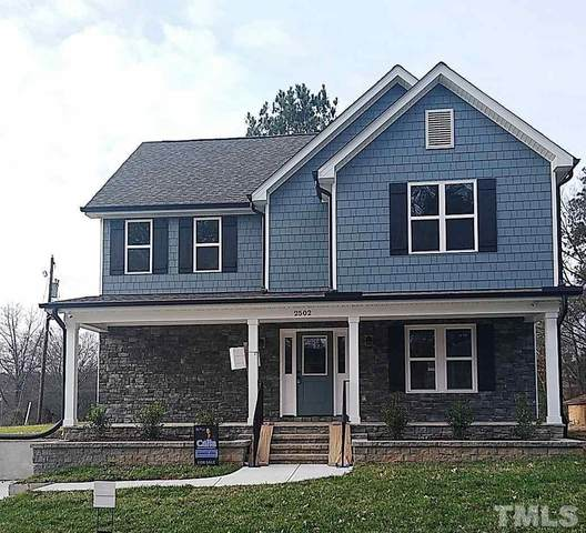 2502 Dakota Street, Durham, NC 27707 (#2292885) :: RE/MAX Real Estate Service