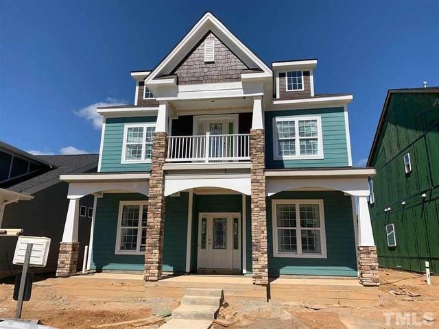 1228 Lowland Street #35, Apex, NC 27523 (#2292927) :: Real Estate By Design