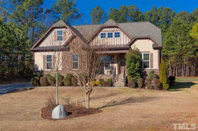 3031 East Bay Court, Creedmoor, NC 27522 (#2293541) :: Foley Properties & Estates, Co.