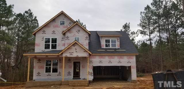 149 South Sunny Dale Drive, Middlesex, NC 27557 (#2295023) :: The Jim Allen Group