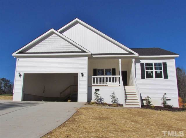 223 Rhododendron Drive, Middlesex, NC 27557 (MLS #2295331) :: The Oceanaire Realty