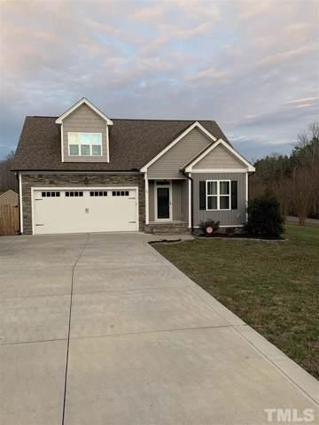 14 Water Front Lane, Timberlake, NC 27583 (#2295536) :: Sara Kate Homes