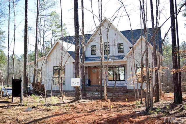 3595 Carole Court, Wake Forest, NC 27587 (MLS #2295942) :: The Oceanaire Realty