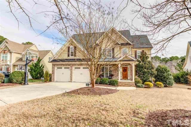 4104 Forgotten Pond Avenue, Wake Forest, NC 27587 (#2296772) :: Dogwood Properties