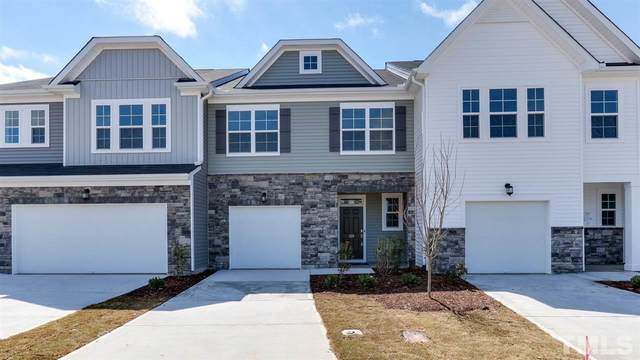 120 Cambria Lane #39, Morrisville, NC 27560 (#2297028) :: Triangle Top Choice Realty, LLC