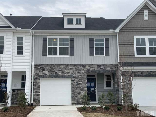 116 Cambria Lane #41, Morrisville, NC 27560 (#2297072) :: Triangle Top Choice Realty, LLC