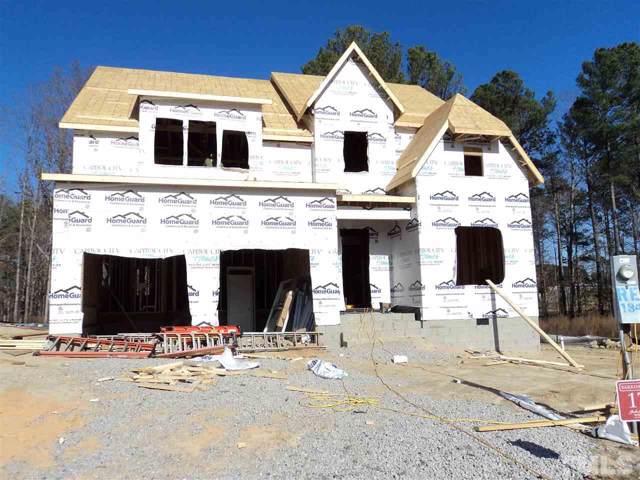 400 Barrington Hall Drive, Rolesville, NC 27571 (#2297149) :: The Jim Allen Group