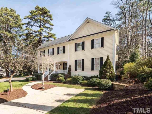 1228 Banbury Road, Raleigh, NC 27607 (#2297217) :: Dogwood Properties
