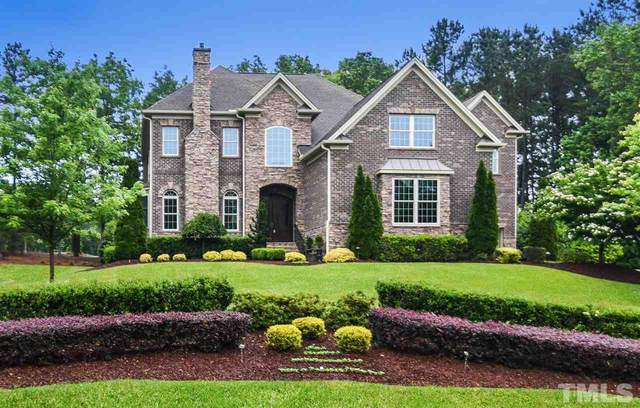 7217 Hasentree Club Drive, Wake Forest, NC 27587 (#2297919) :: Realty World Signature Properties