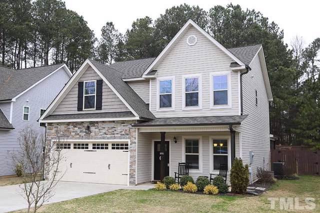 105 Corano Lane, Youngsville, NC 27596 (#2297935) :: Dogwood Properties