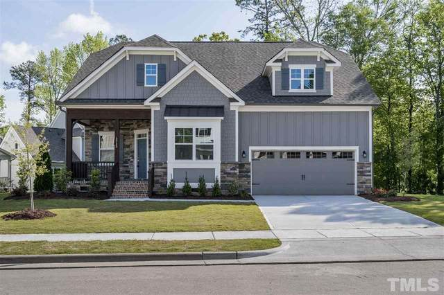 1715 Aberdour Drive #444, Apex, NC 27502 (#2298372) :: Raleigh Cary Realty