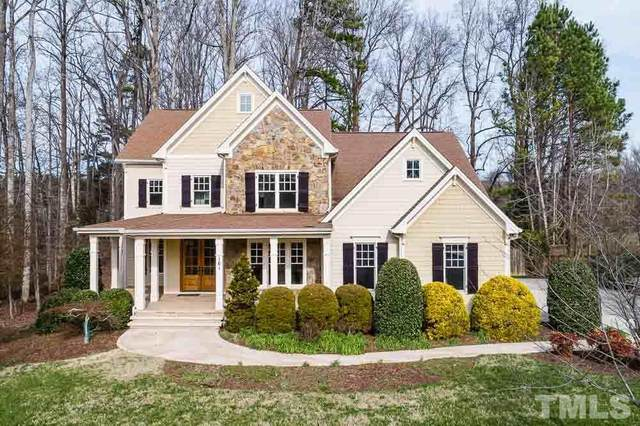 161 Tramore Drive, Chapel Hill, NC 27516 (#2299037) :: RE/MAX Real Estate Service