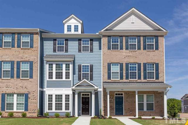 502 Church Street, Morrisville, NC 27560 (#2299300) :: Rachel Kendall Team