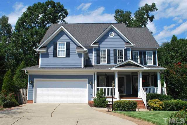 707 Red Top Hills Court, Cary, NC 27513 (#2300574) :: Team Ruby Henderson